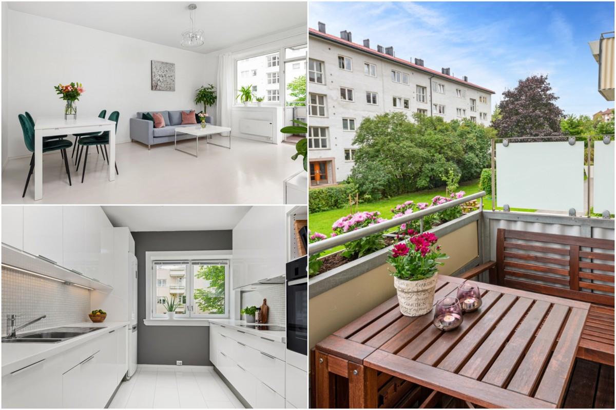Leilighet - Grünerløkka - Sofienberg - oslo - 4 300 000,- - Schala & Partners