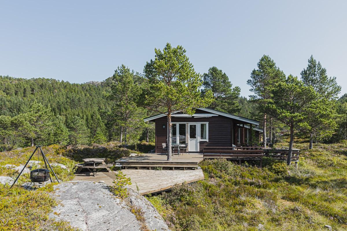 Hytte - foldfjorden - 990 000,- - Olden & Partners