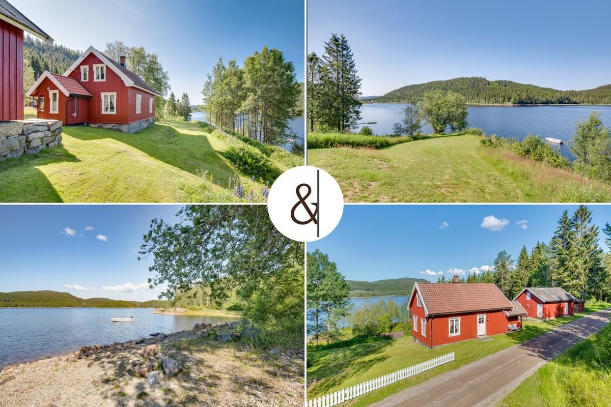 Hytte - siljan - 1 970 000,- - Leinæs & Partners