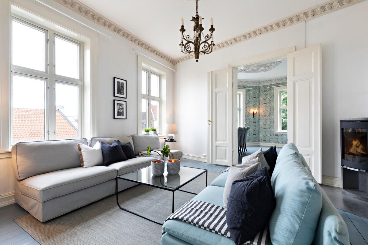Leilighet - St. Hanshaugen - Ullevål - oslo - 6 200 000,- - Schala & Partners