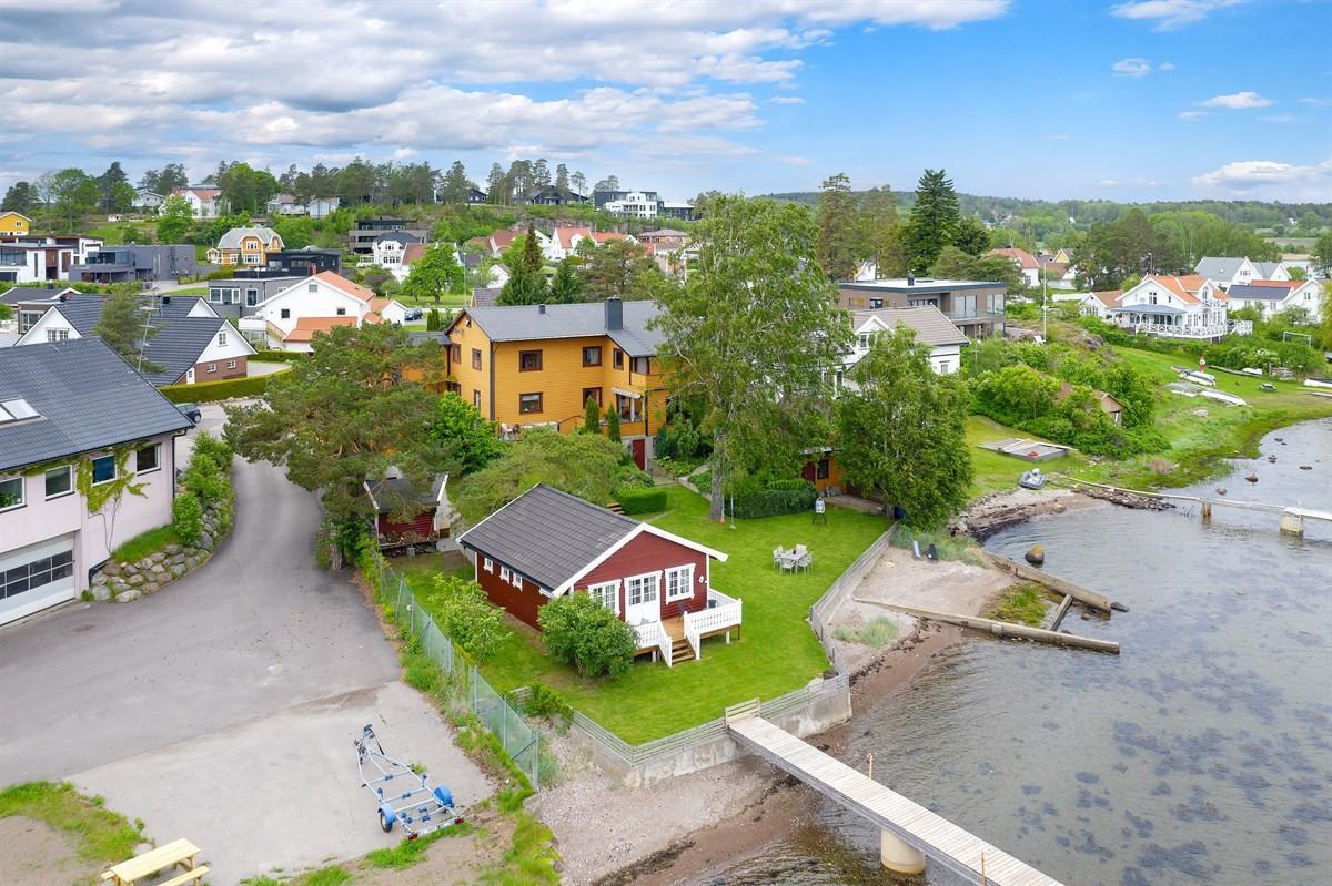 Enebolig - tønsberg - 13 750 000,- - Bakke Sørvik & Partners