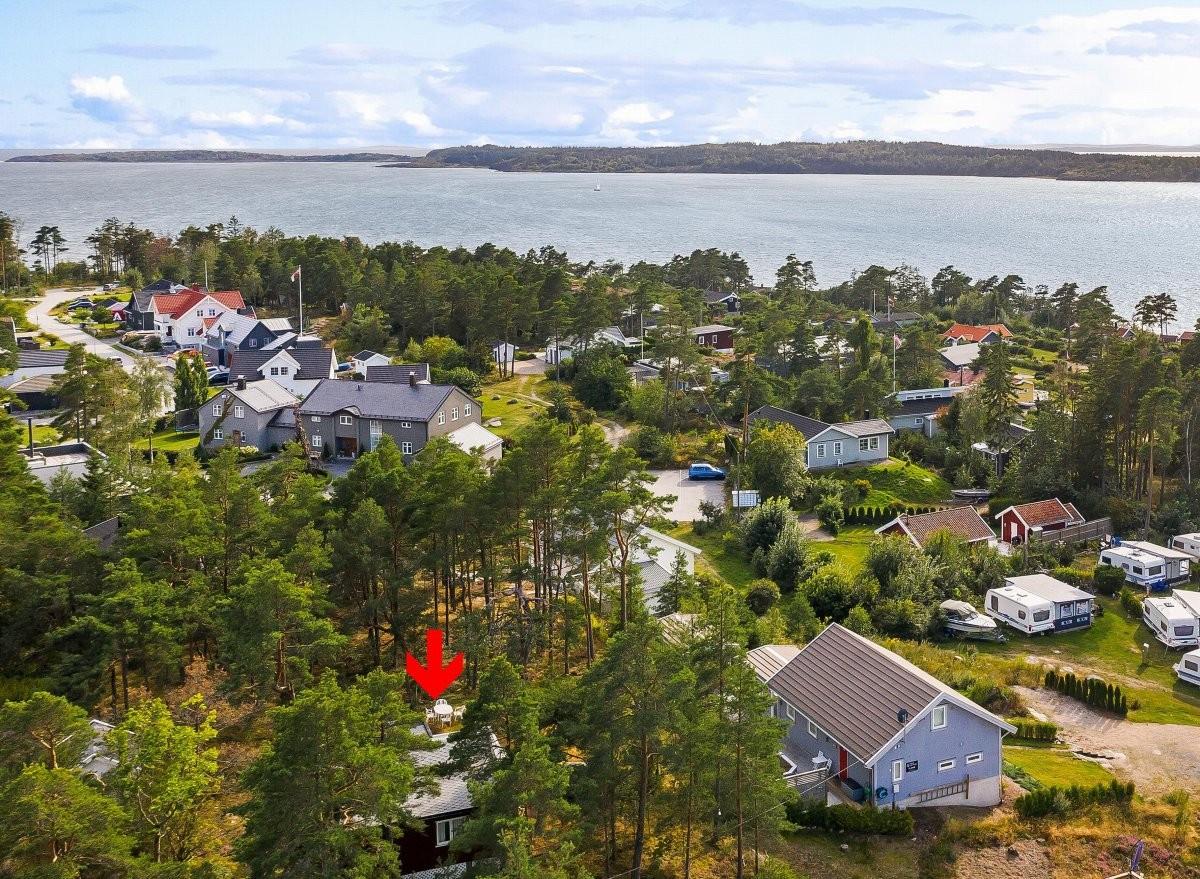 Hytte - engelsviken - 2 950 000,- - Møller & Partners