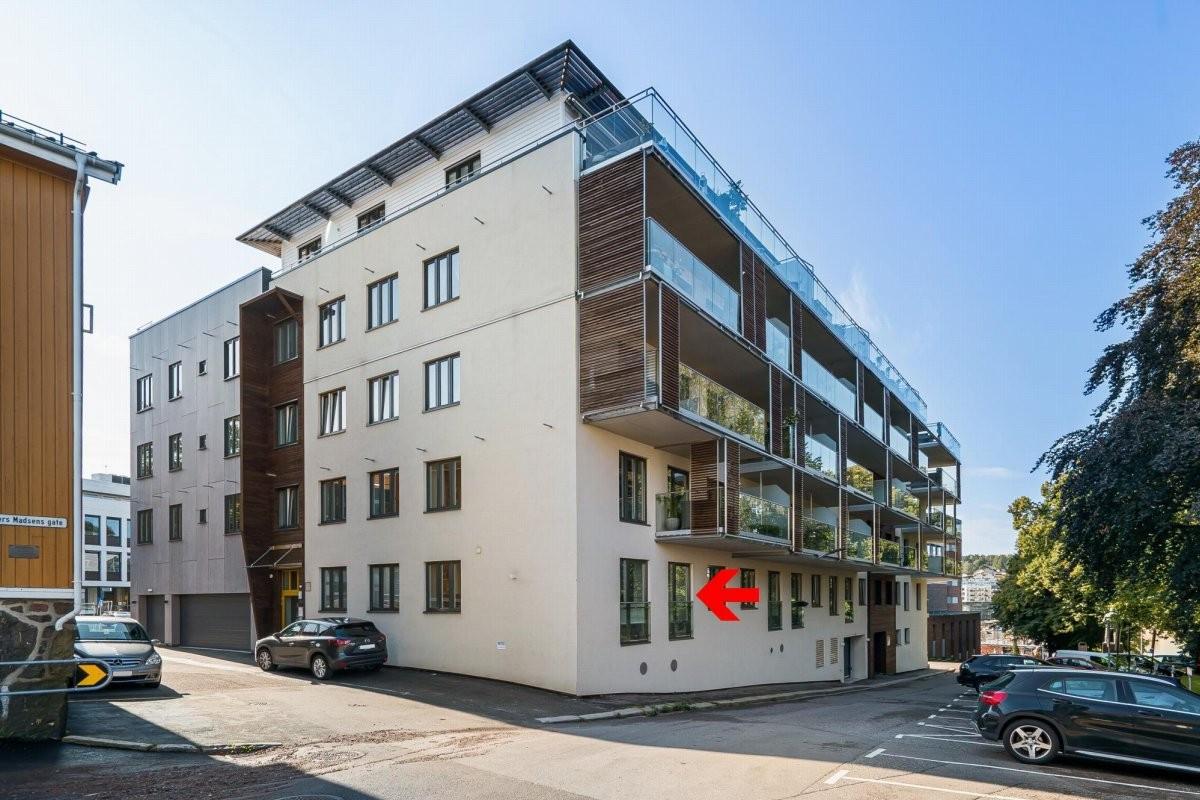 Leilighet - tønsberg - 2 350 000,- - Bakke Sørvik & Partners