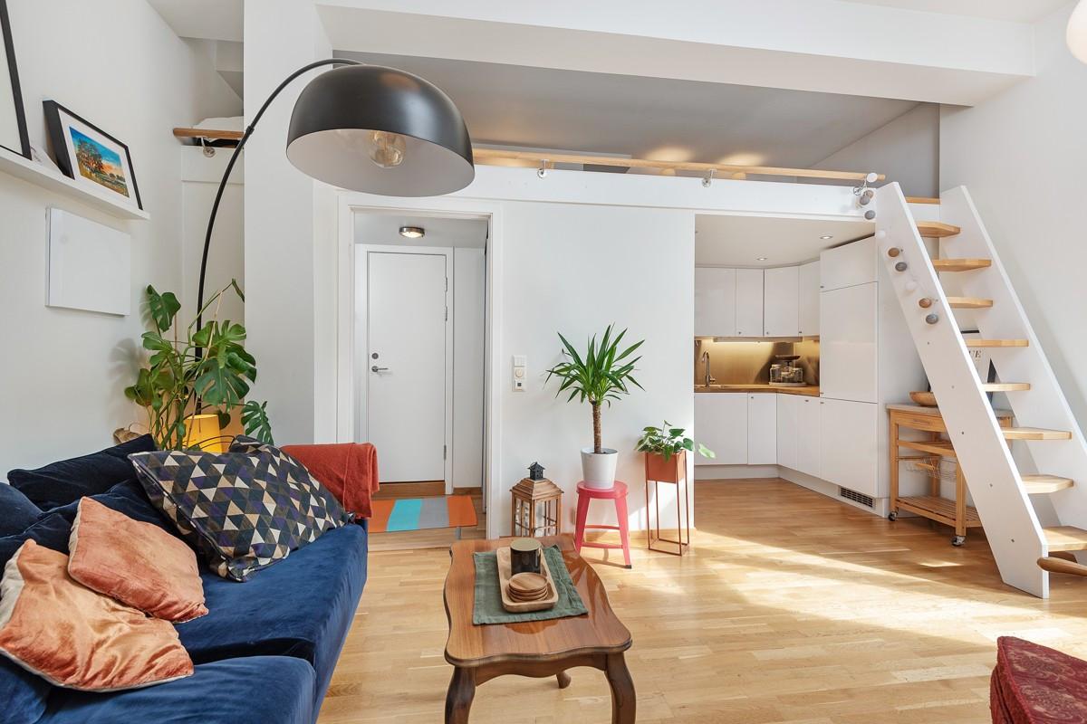 Leilighet - Gamle Oslo - oslo - 2 250 000,- - Schala & Partners