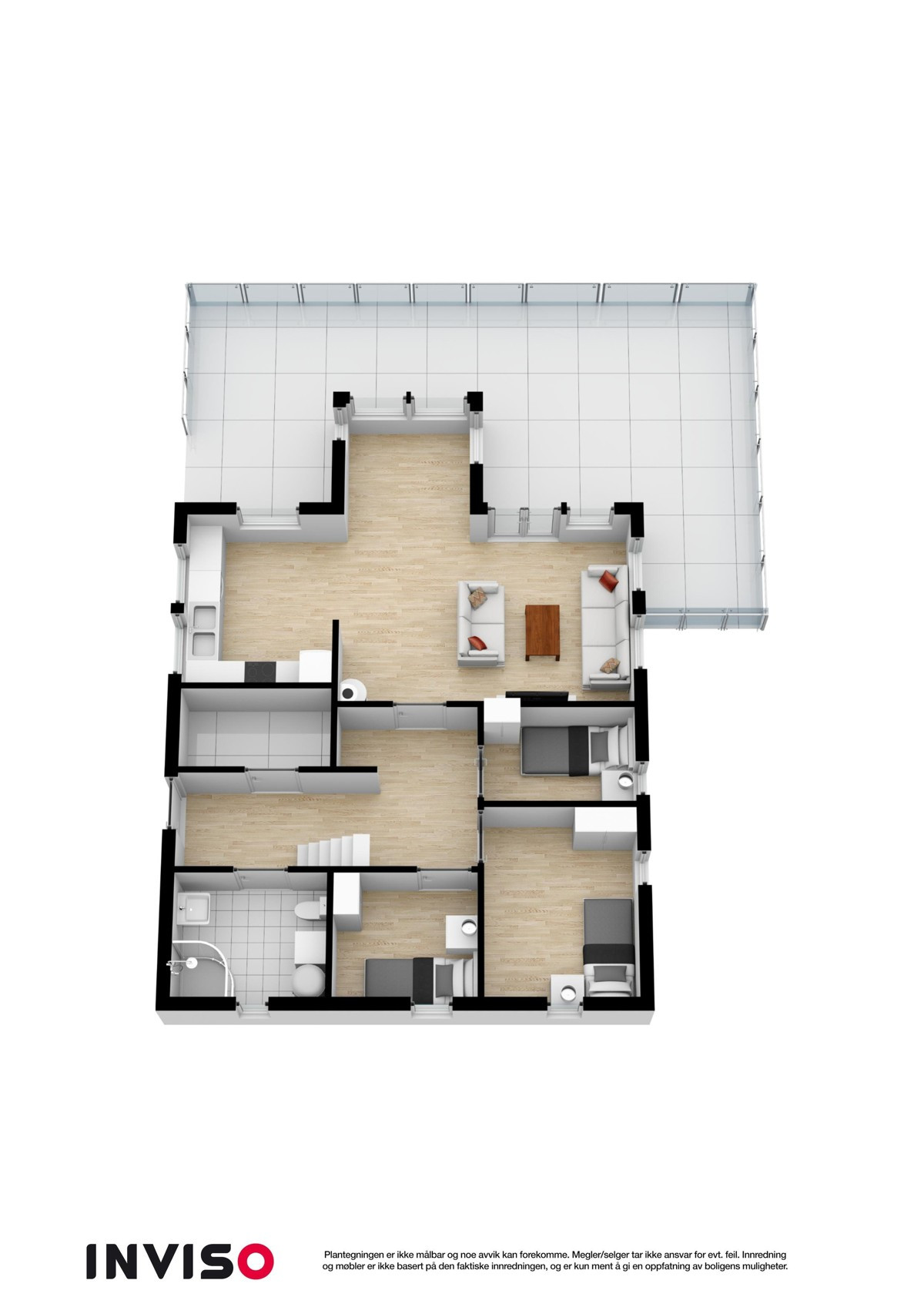 Planskisse 1. etasje