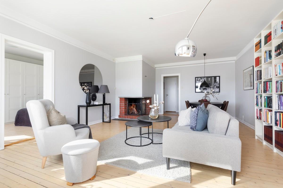 Leilighet - St. Hanshaugen - Ullevål - oslo - 5 950 000,- - Schala & Partners