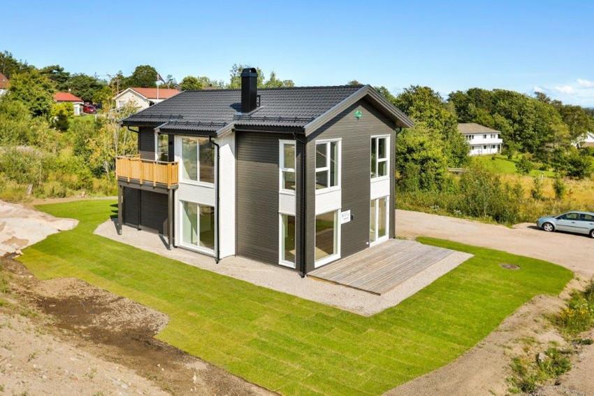 Enebolig - vesterøy - 3 950 000,- - Møller & Partners