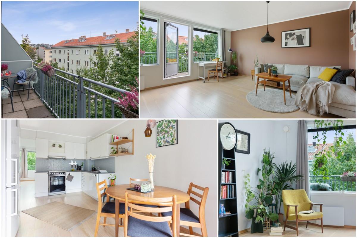 Leilighet - Gamle Oslo - oslo - 3 400 000,- - Schala & Partners