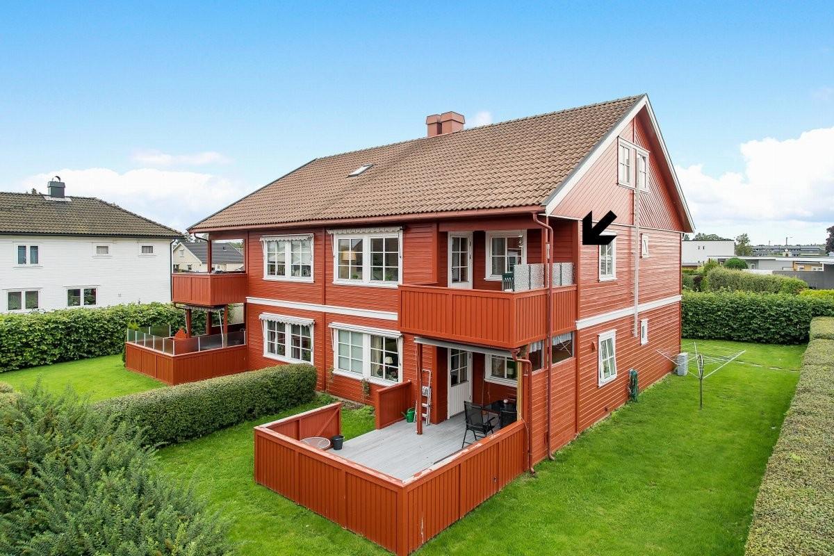 Leilighet - tolvsrød - 2 990 000,- - Bakke Sørvik & Partners