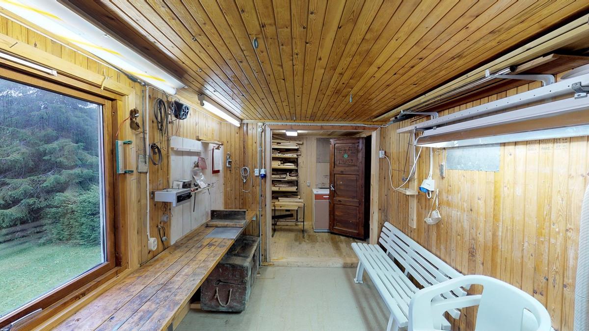 Verkstedrom i garasje