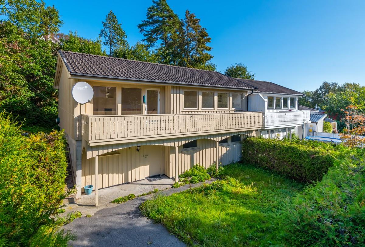 Tomannsbolig - arendal - 1 490 000,- - Meglerhuset & Partners