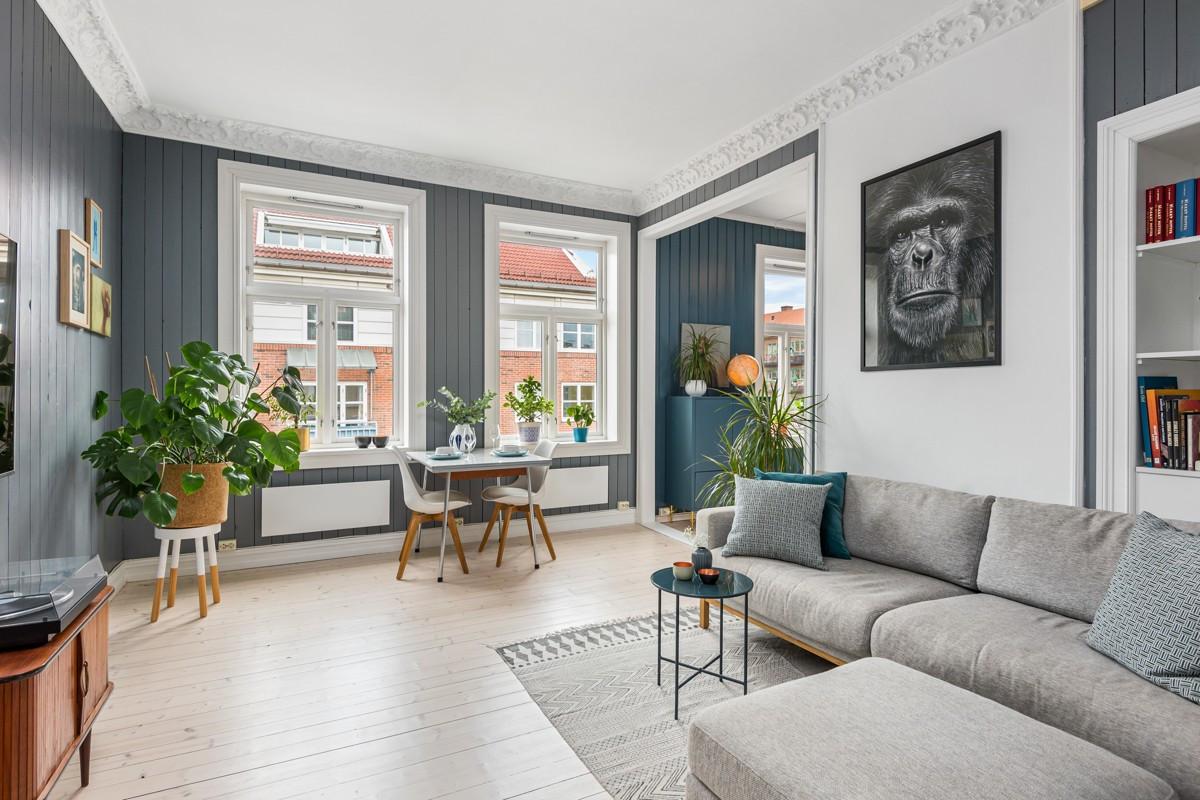 Leilighet - Grünerløkka - Sofienberg - oslo - 5 300 000,- - Schala & Partners