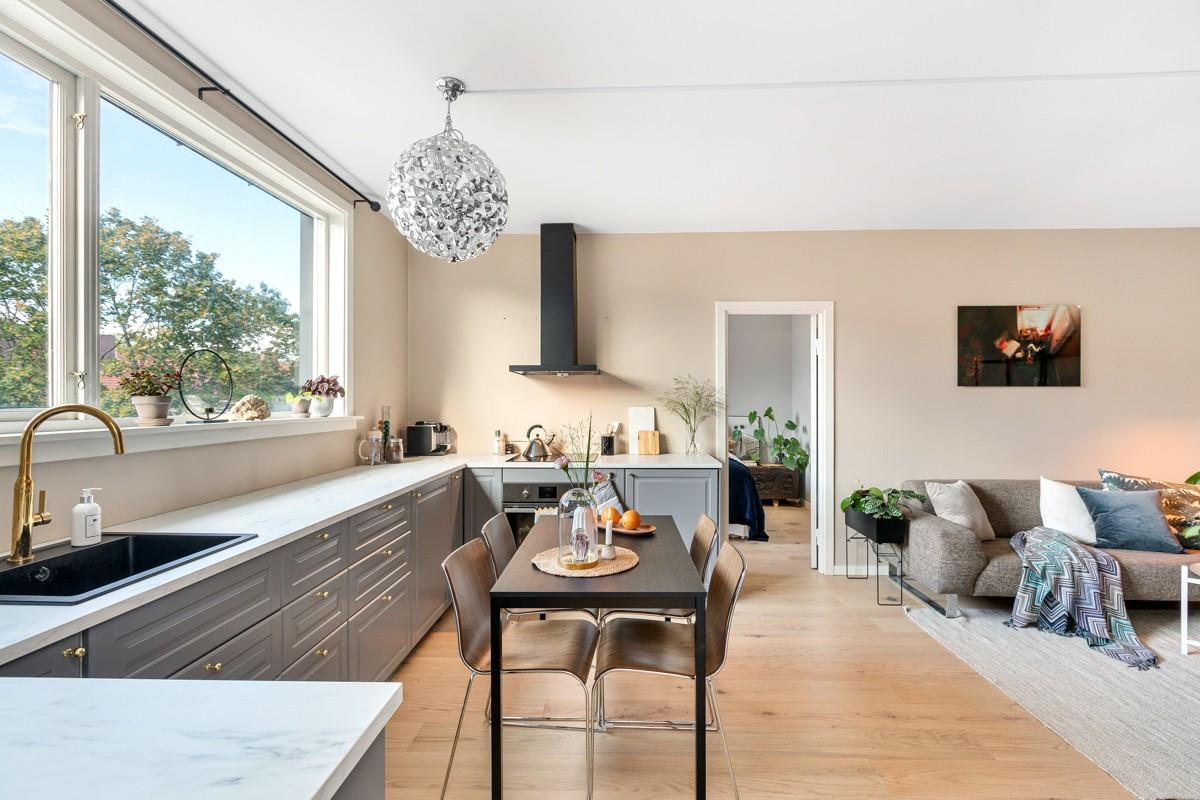 Leilighet - St. Hanshaugen - Ullevål - oslo - 4 150 000,- - Schala & Partners