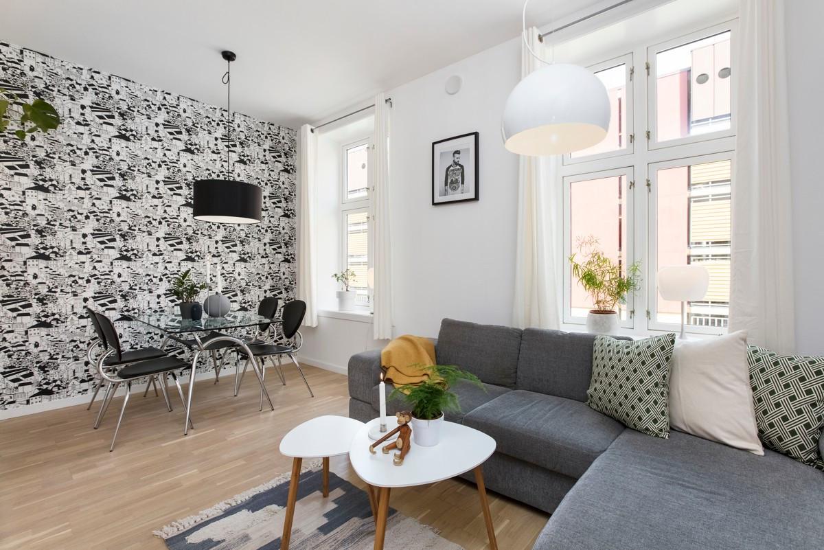 Leilighet - Grünerløkka - Sofienberg - oslo - 2 400 000,- - Schala & Partners