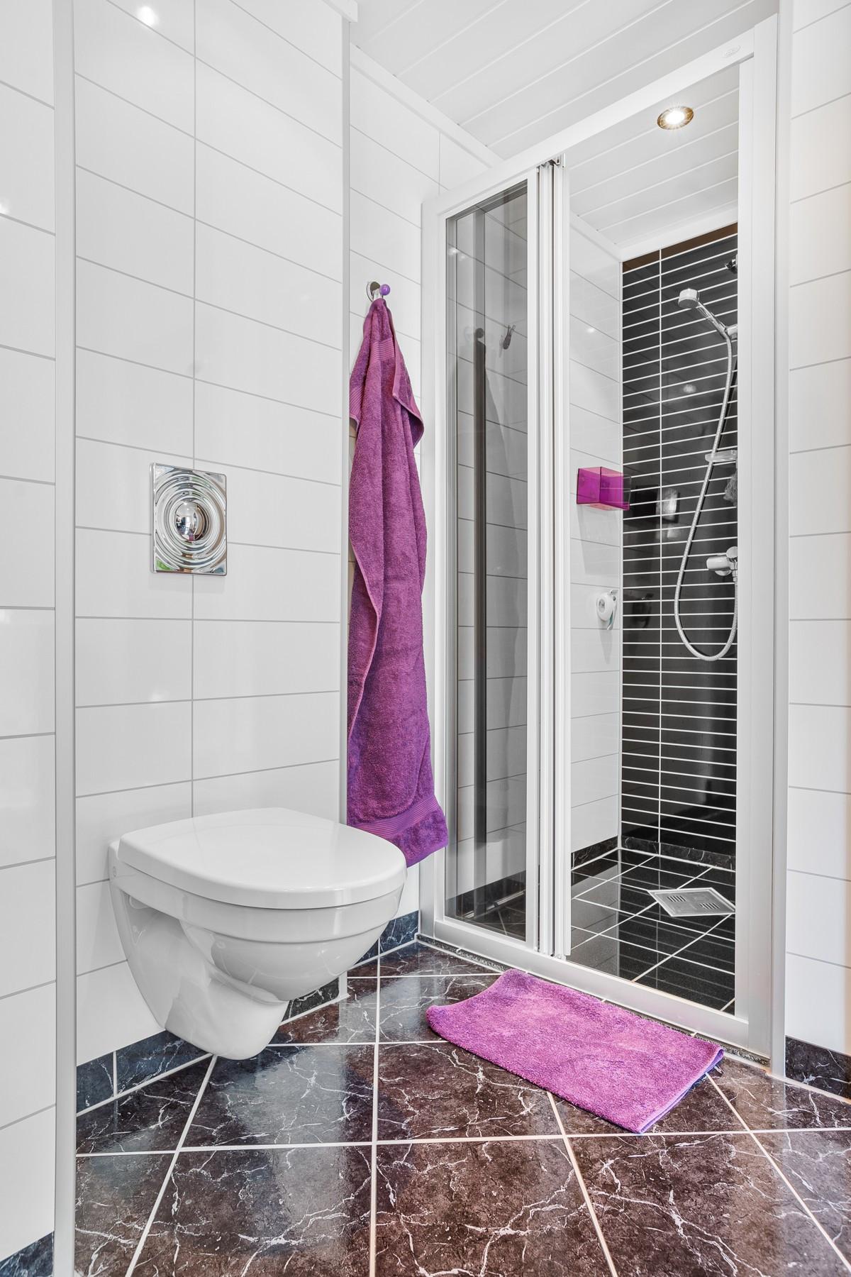 Vegghengt WC