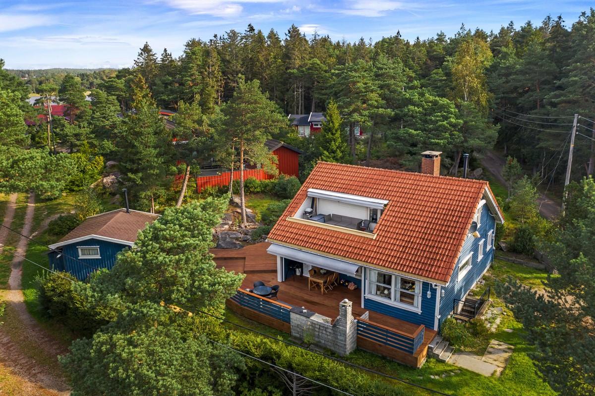 Hytte - gamle fredrikstad - 3 950 000,- - Møller & Partners