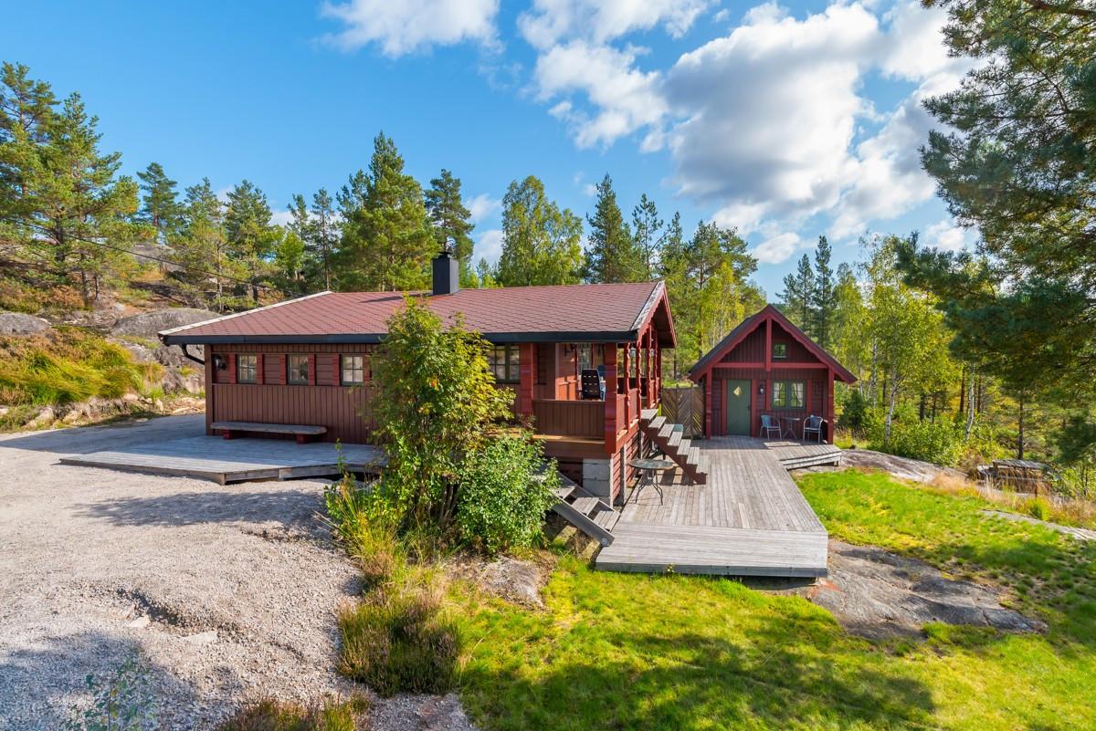 Hytte - risdal - 790 000,- - Meglerhuset & Partners