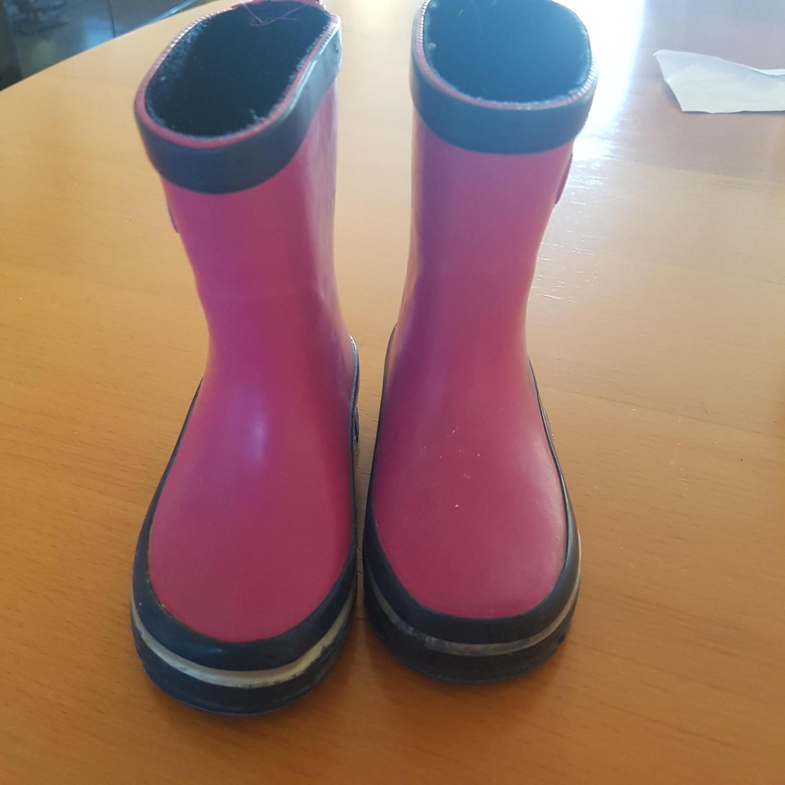 Reflex støvler st. 20 nesten ny selges for 100 kr. | FINN.no