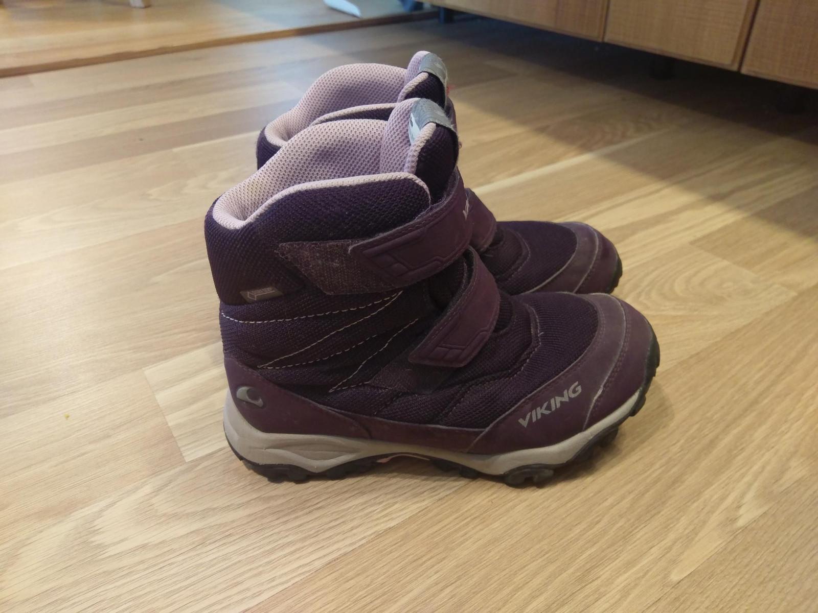 Viking skoene | FINN.no
