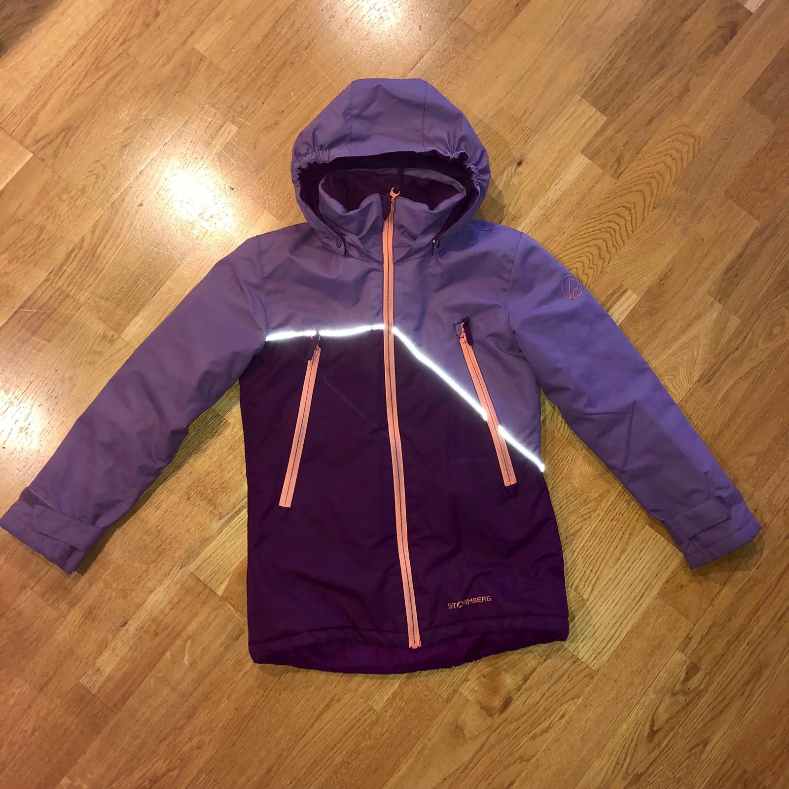 Lett jakke til jenta, 8 år. Merke: Geox, Italia | FINN.no