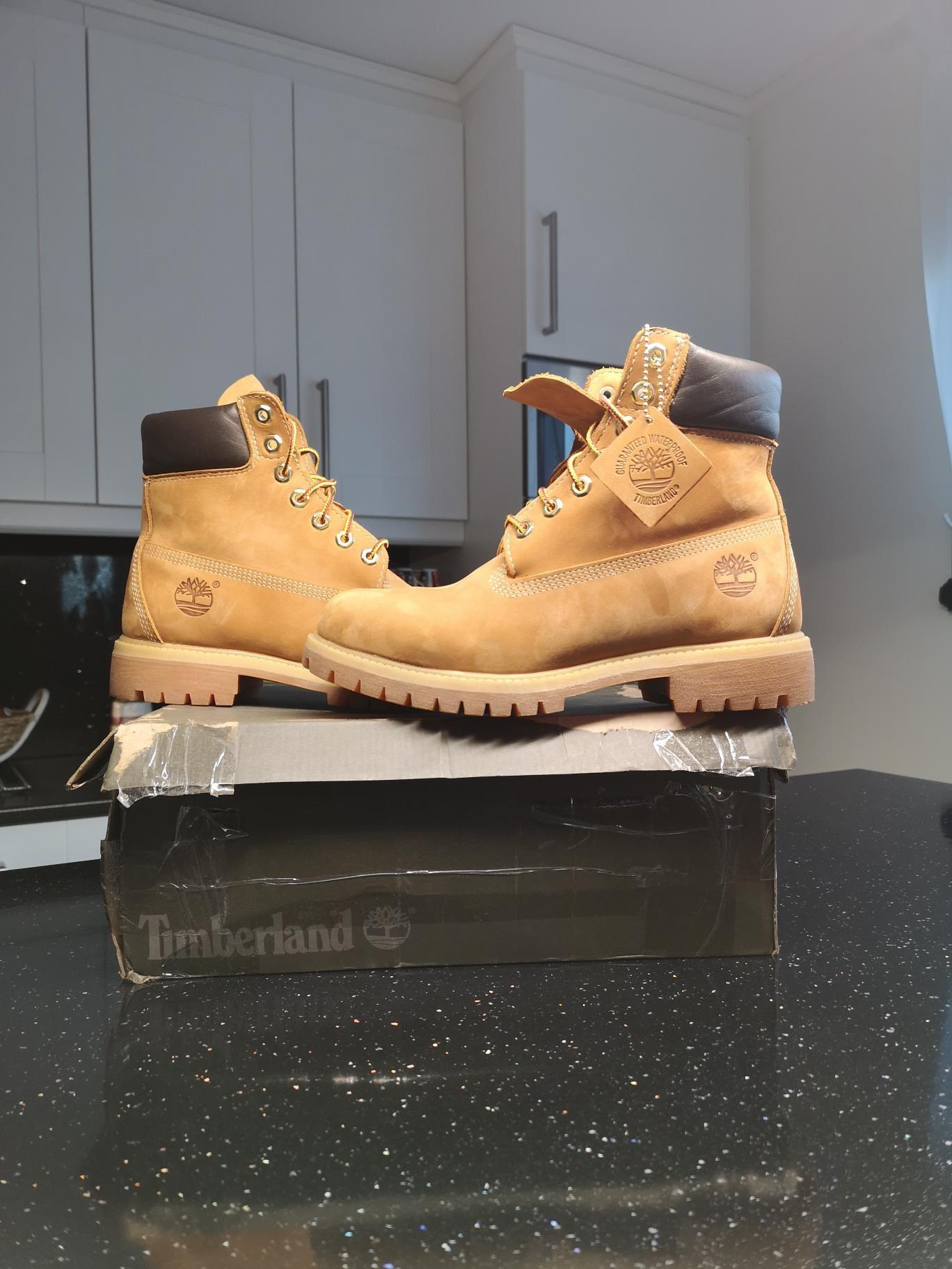 Nye Timberland sko strl 41,5 | FINN.no