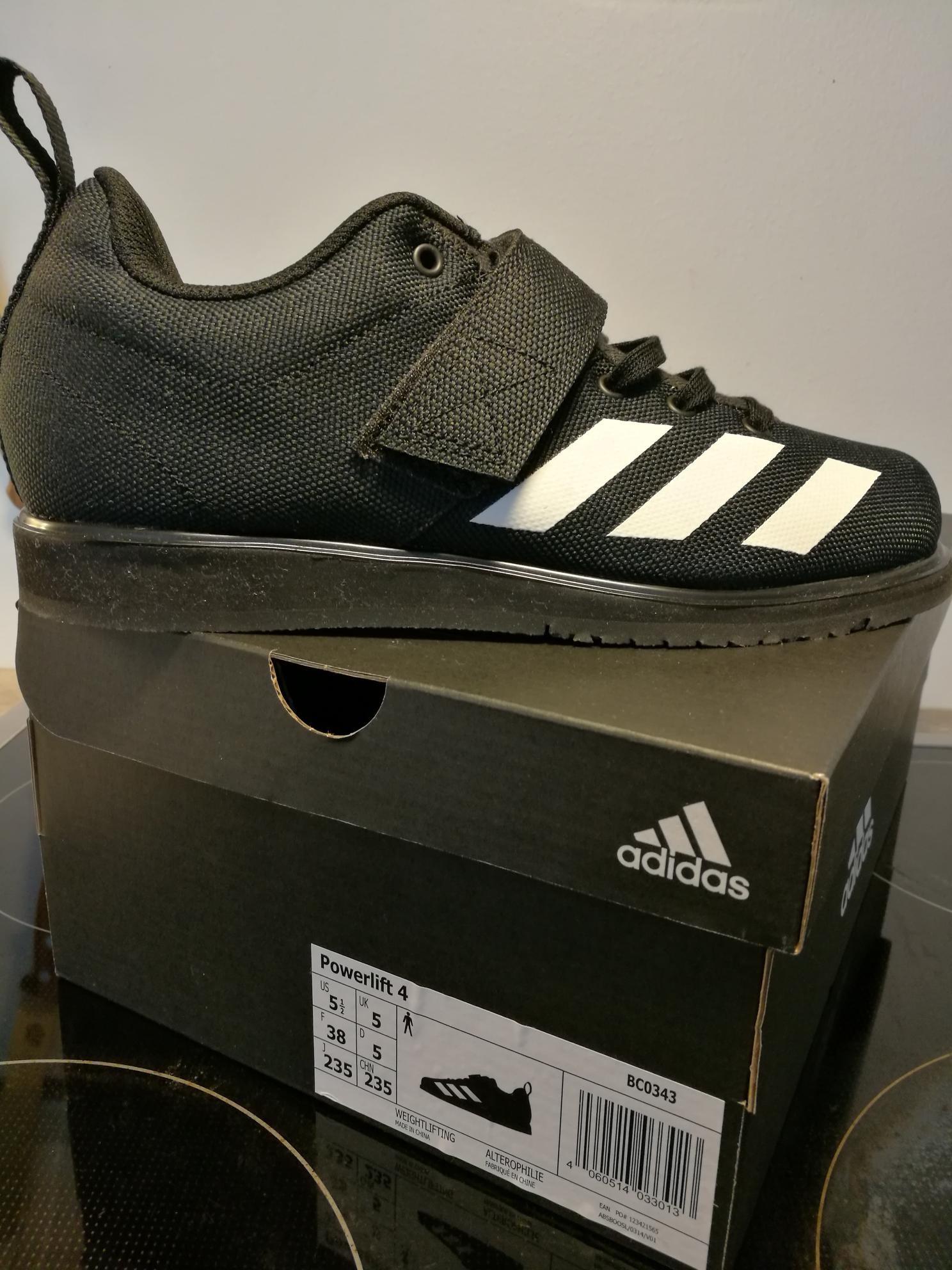 Adidas powerlift sko | FINN.no