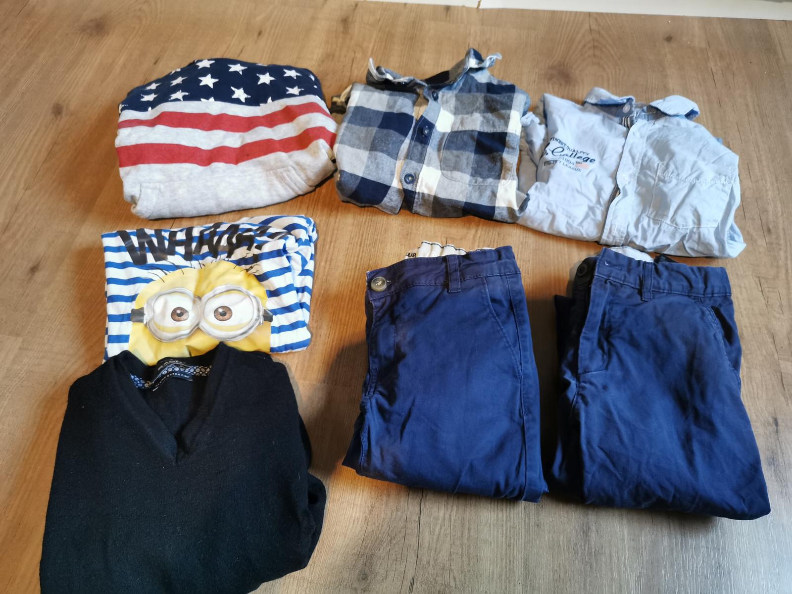 Diverse klær og caps til gutt fra str 134 158 | FINN.no