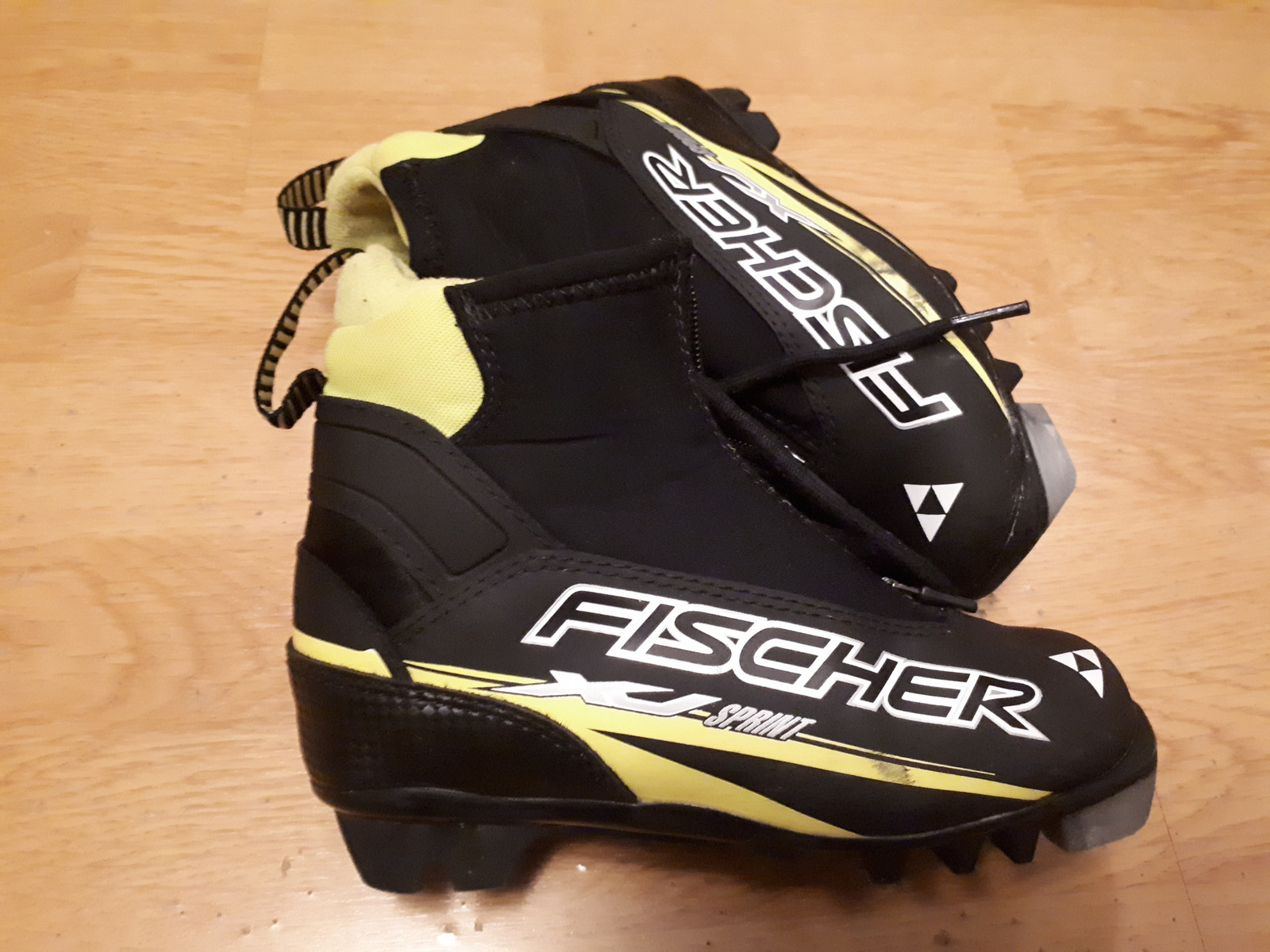 Fischer sko XJ Sprint str 32 selges kr 200 | FINN.no