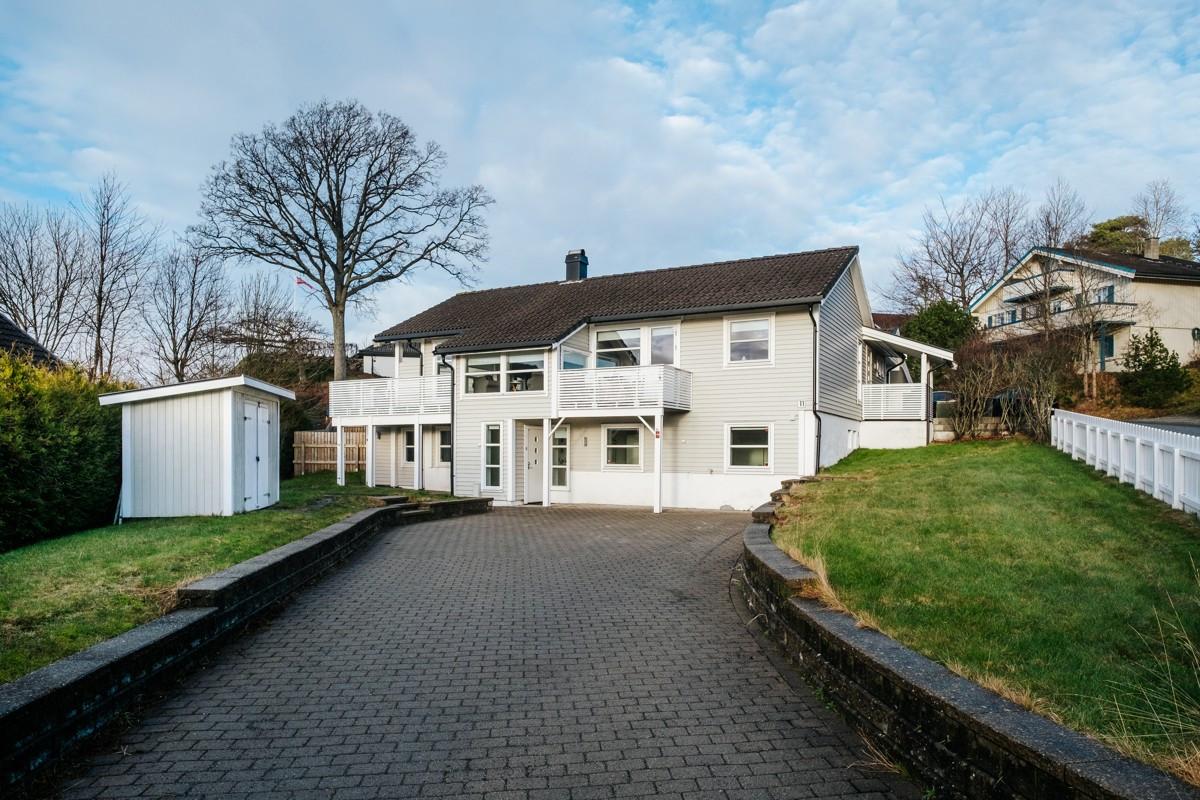 Enebolig - larvik - 4 090 000,- - Leinæs & Partners