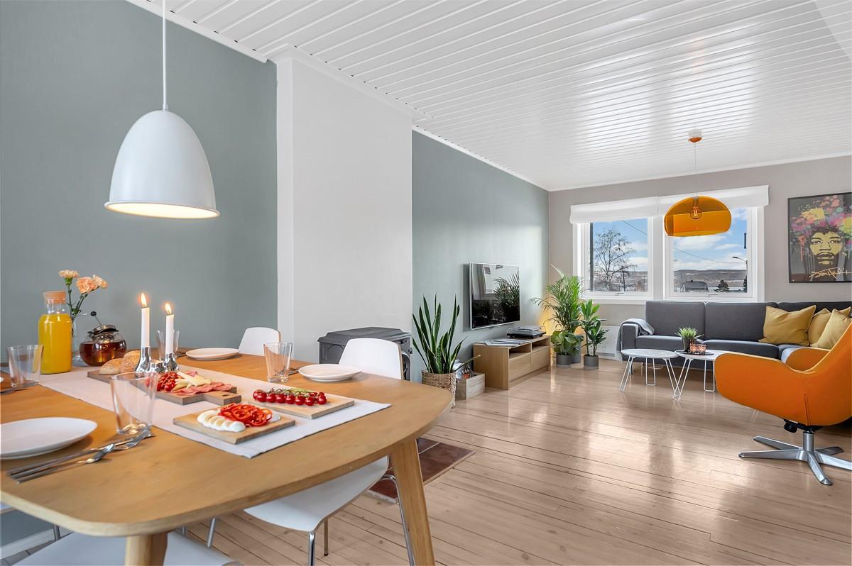 Rekkehus - gjøvik - 2 750 000,- - Partners Eiendomsmegling