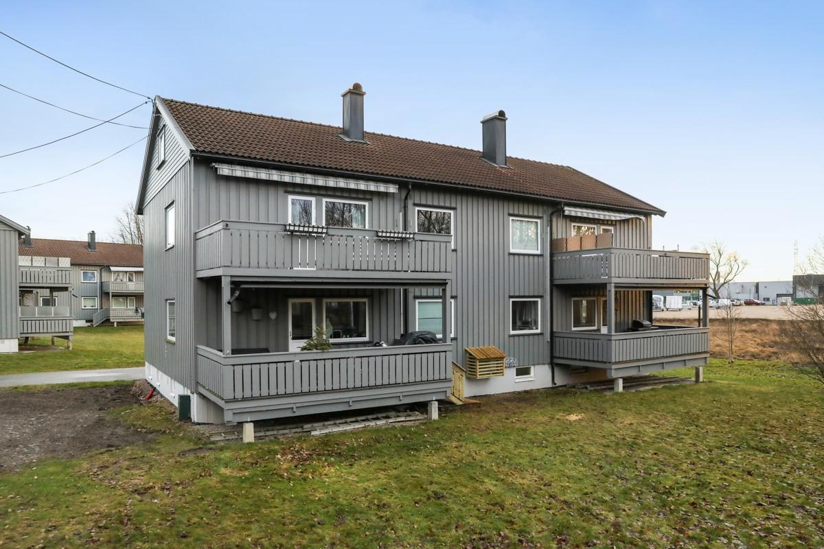 Leilighet - gamle fredrikstad - 2 000 000,- - Møller & Partners