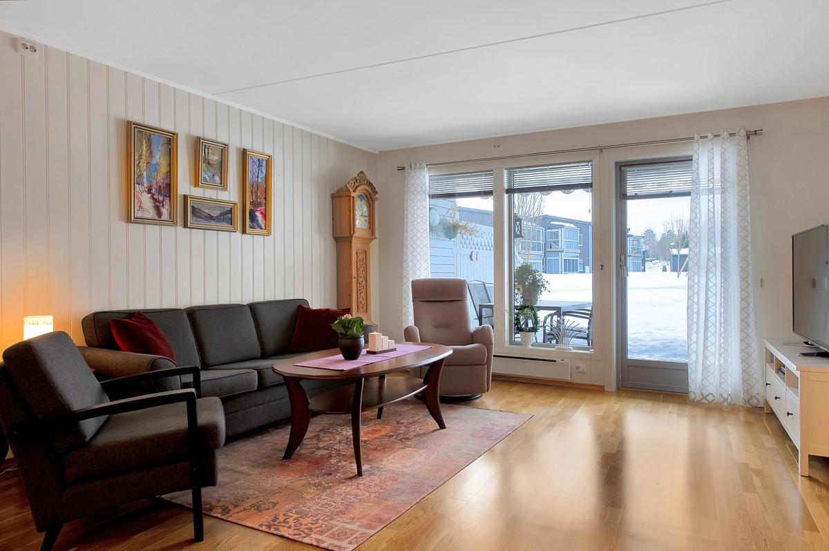 Leilighet - raufoss - 1 200 000,- - Partners Eiendomsmegling