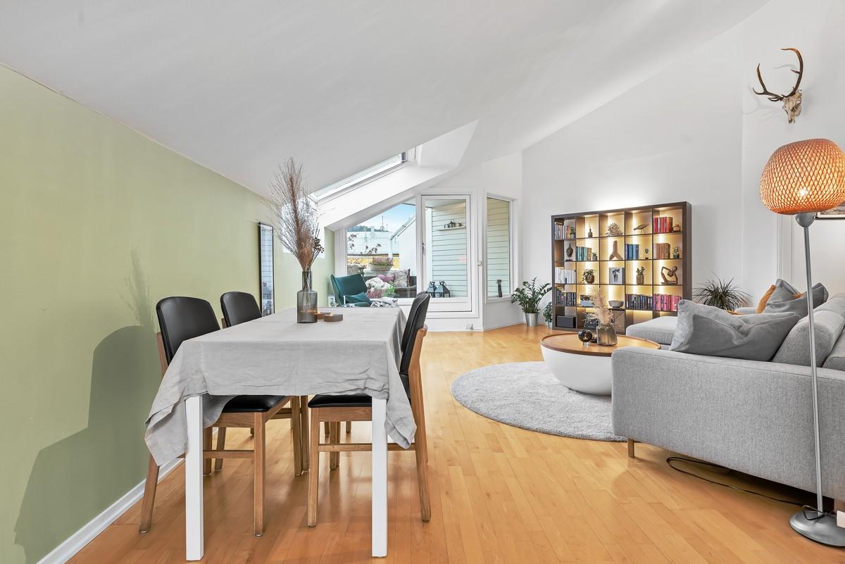 Leilighet - Gamle Oslo - oslo - 4 450 000,- - Schala & Partners