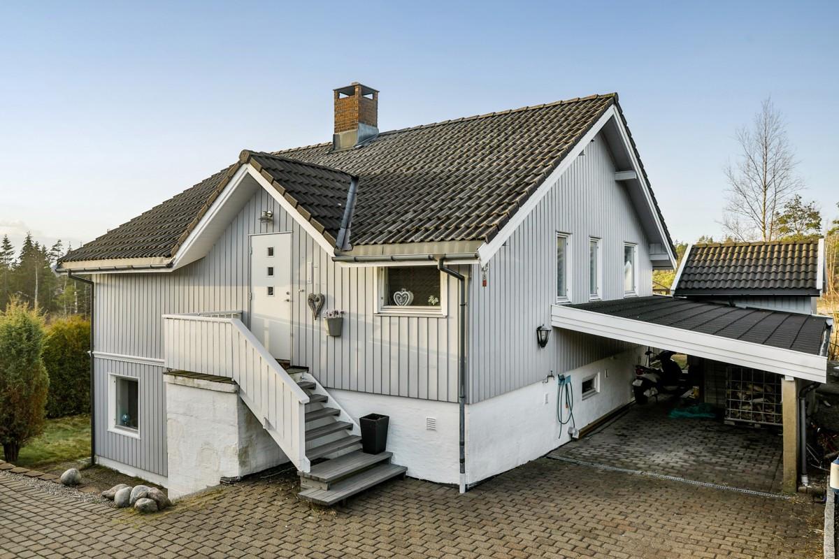 Enebolig - gressvik - 3 290 000,- - Grimsøen & Partners
