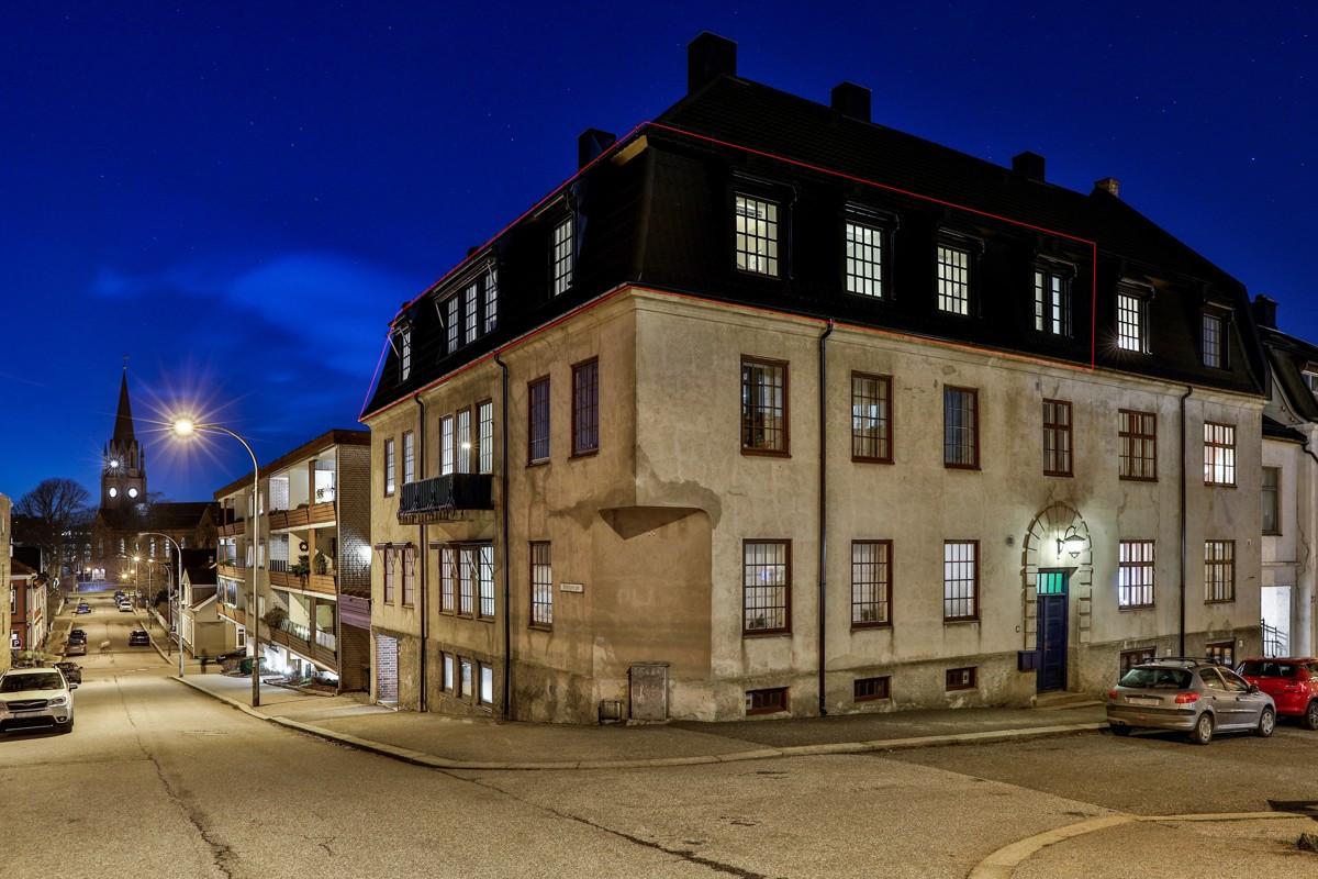 Leilighet - fredrikstad - 3 750 000,- - Møller & Partners