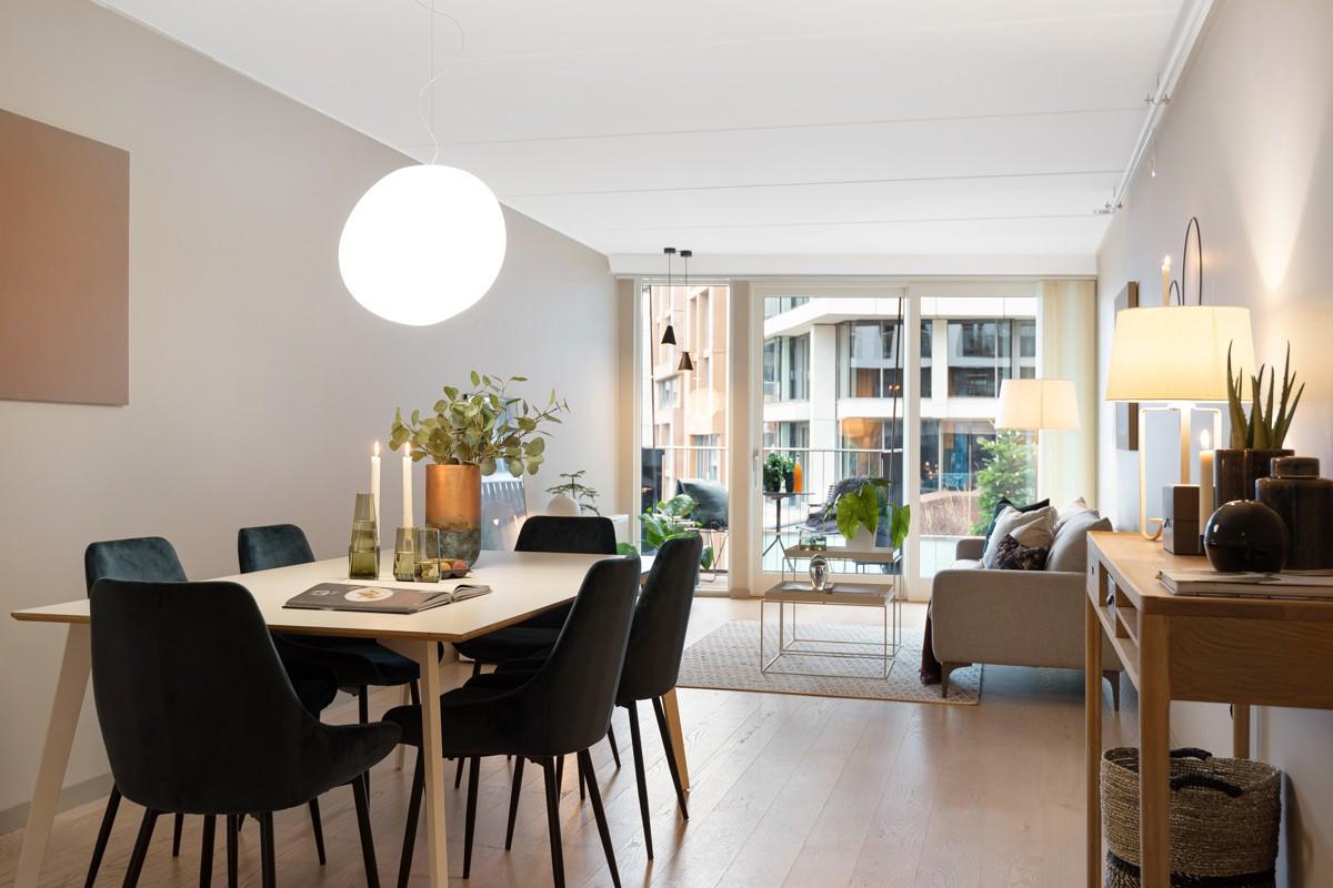 Leilighet - St. Hanshaugen - Ullevål - oslo - 6 800 000,- - Schala & Partners
