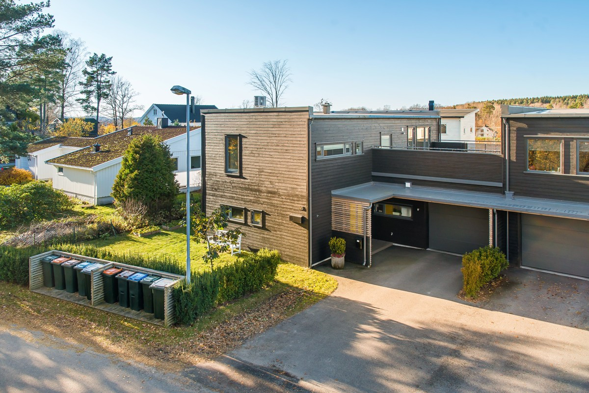 Enebolig - tønsberg - 5 990 000,- - Bakke Sørvik & Partners