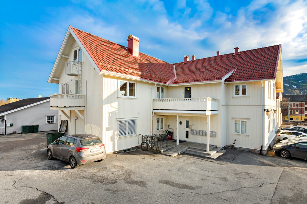 Leilighet - vikersund - 650 000,- - Meglerhuset & Partners