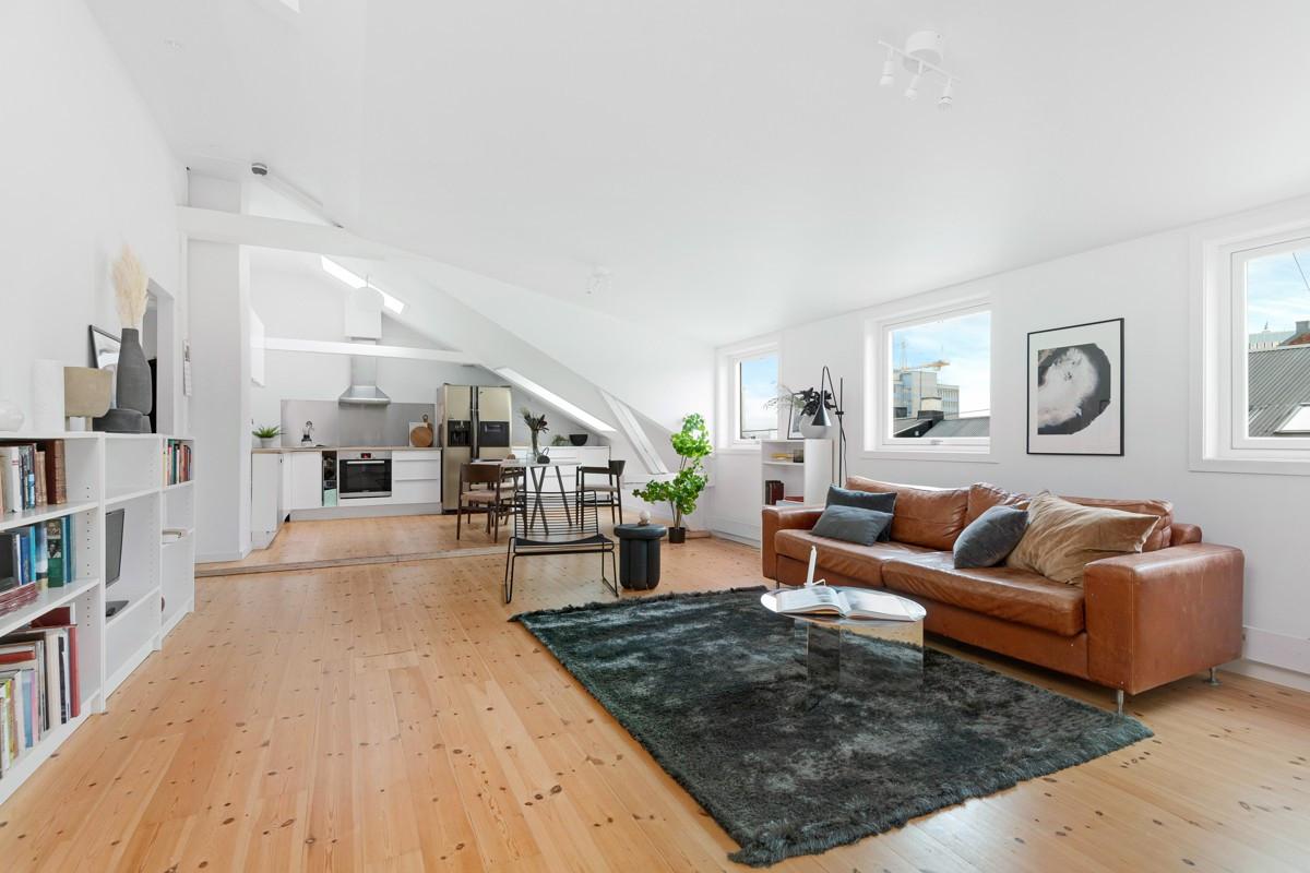 Leilighet - St. Hanshaugen - Ullevål - oslo - 4 700 000,- - Schala & Partners
