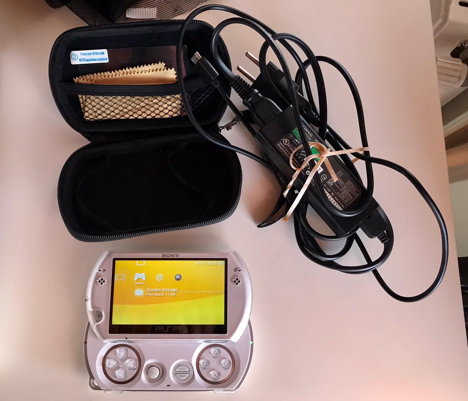 STRØKEN PSP GO! | FINN.no