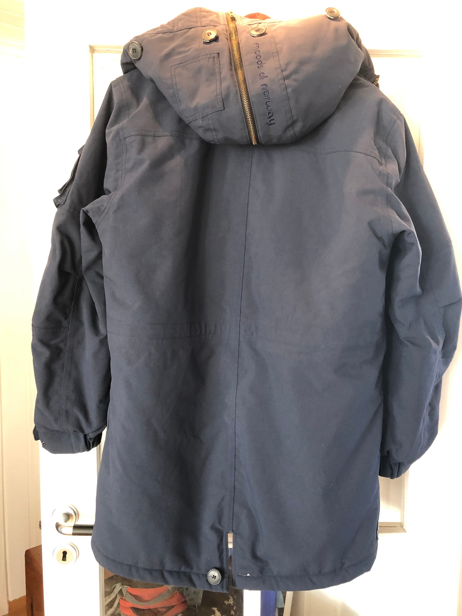 Superfin herre parkas Moods of Norway str M. | FINN.no