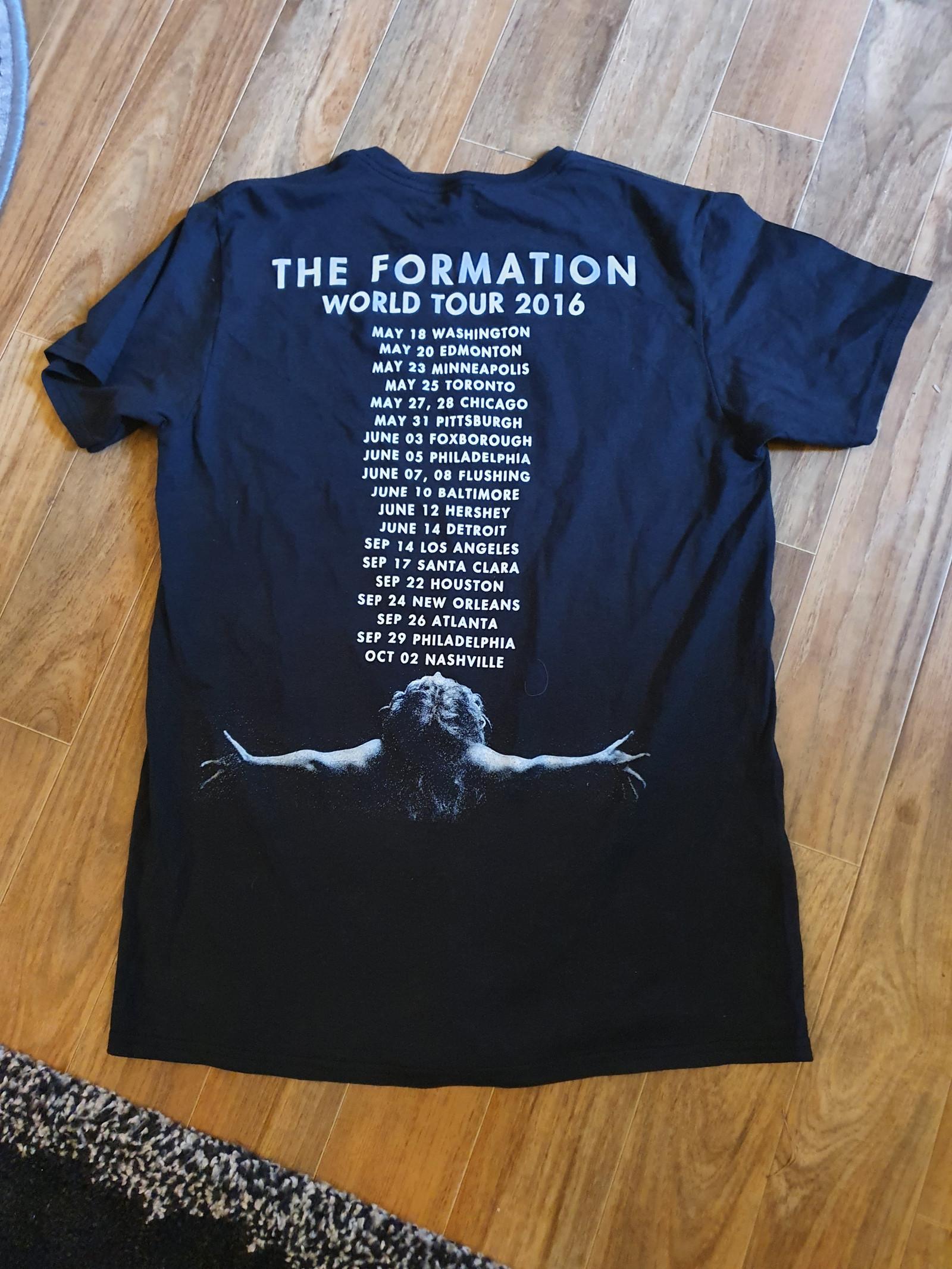Beyoncé Musikk T skjorte. | FINN.no