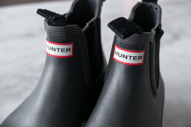 Hunter Chelsea støvler til herre 43 | FINN.no