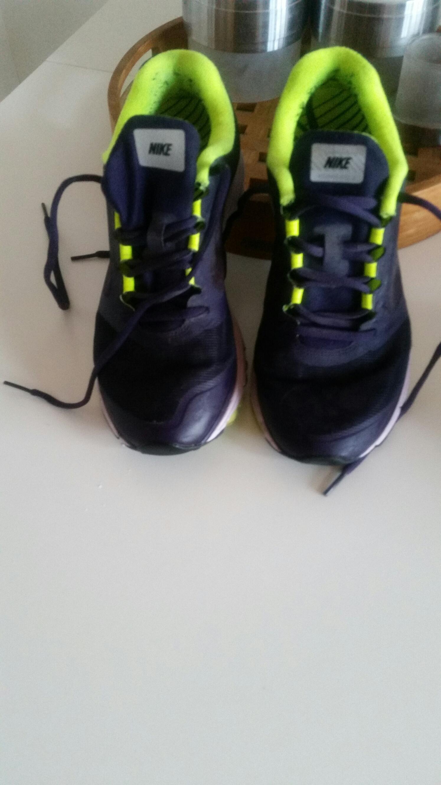 Nike joggesko dame, mørk grønne   FINN.no