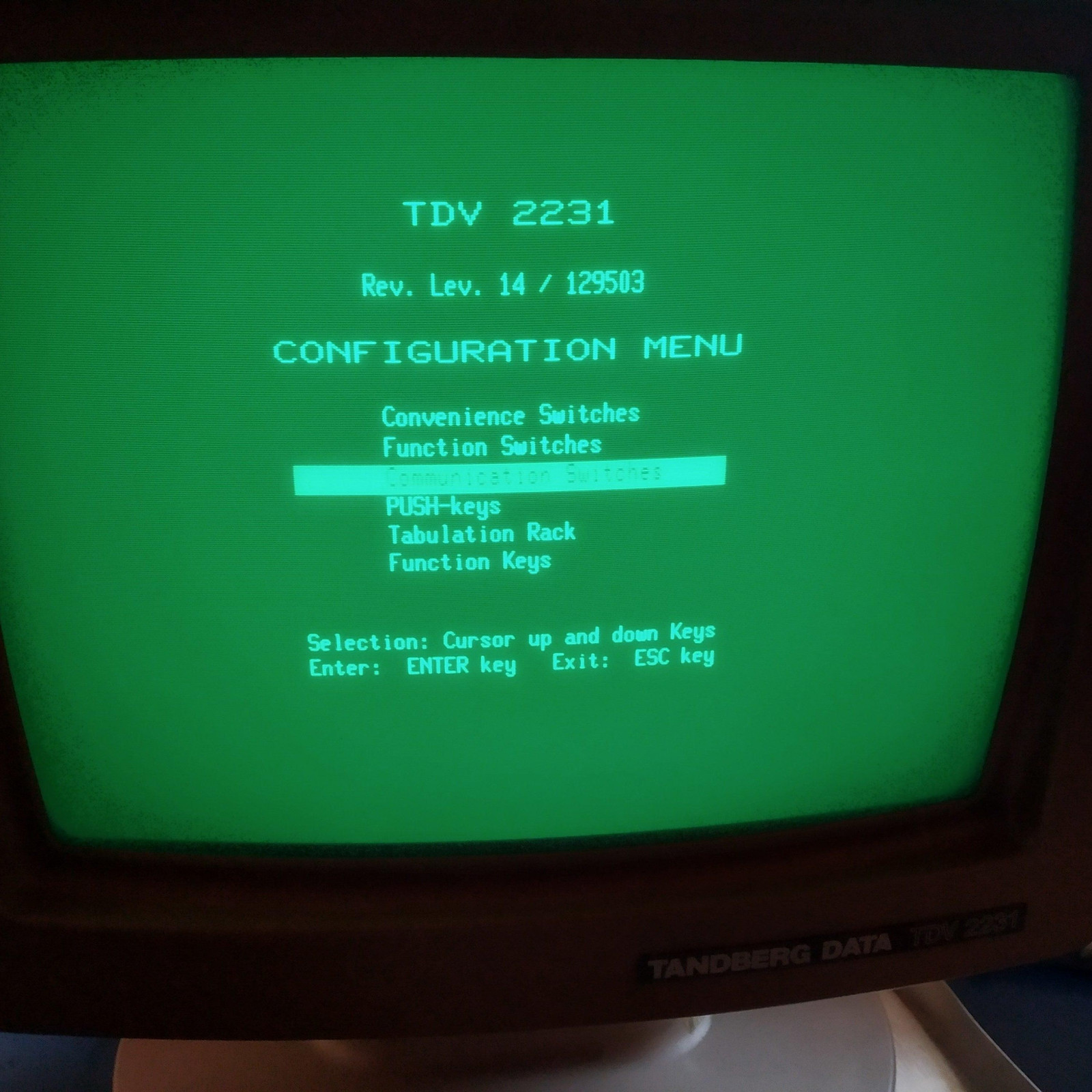 Tandberg Display TDV 5010 | FINN.no