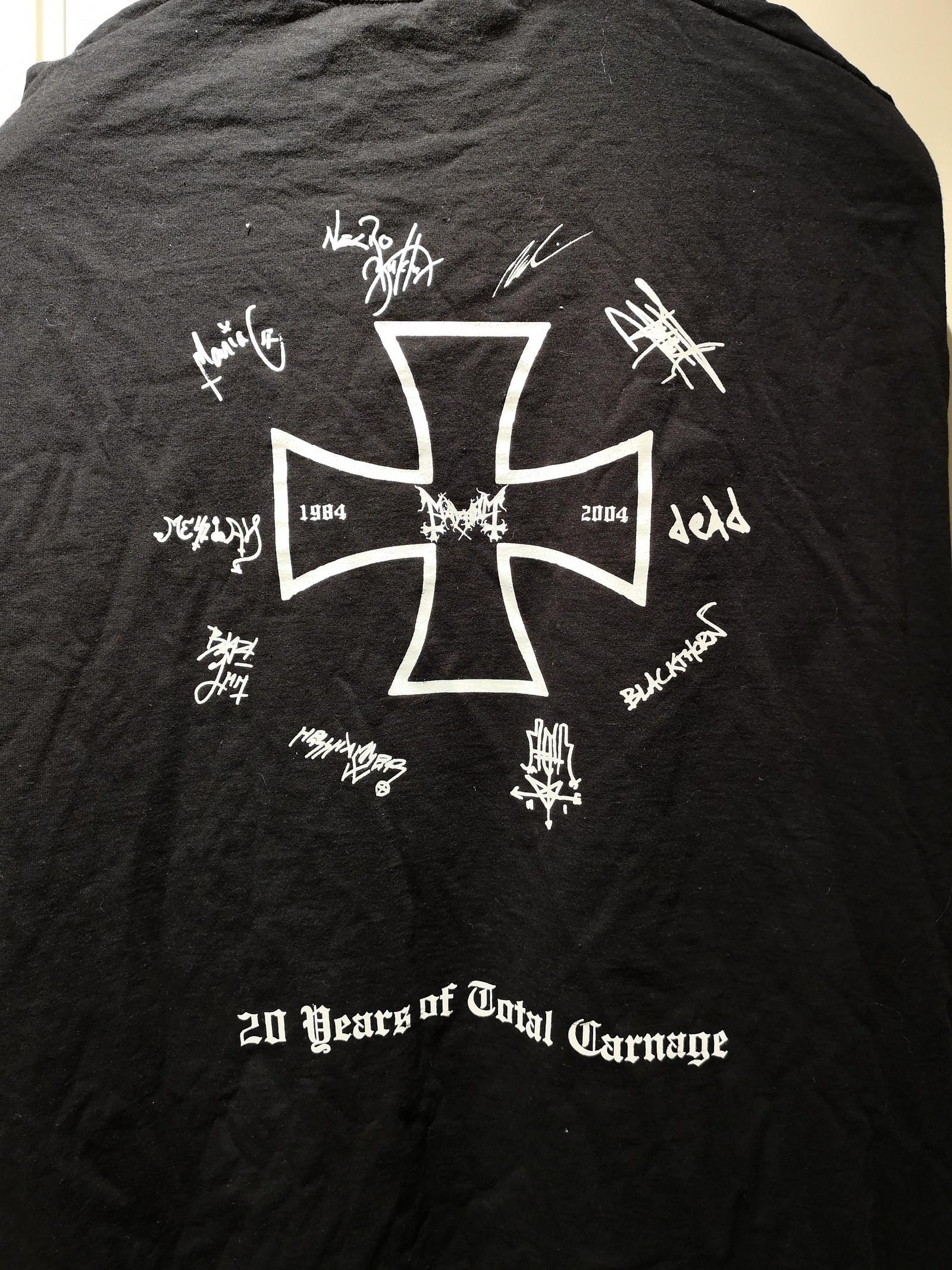 Dimmu Borgir T skjorter Inferno Hettegenser   FINN.no