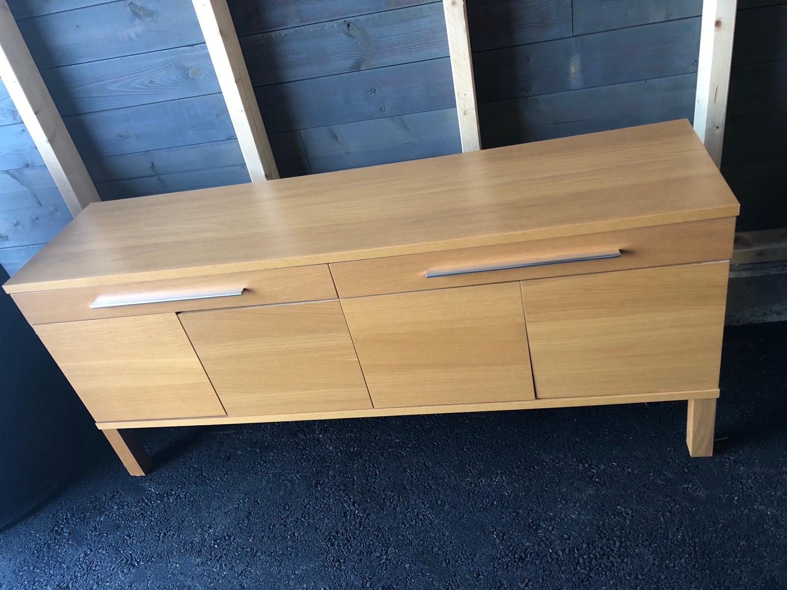 Skjenk TV benk Bjursta fra IKEA   FINN.no