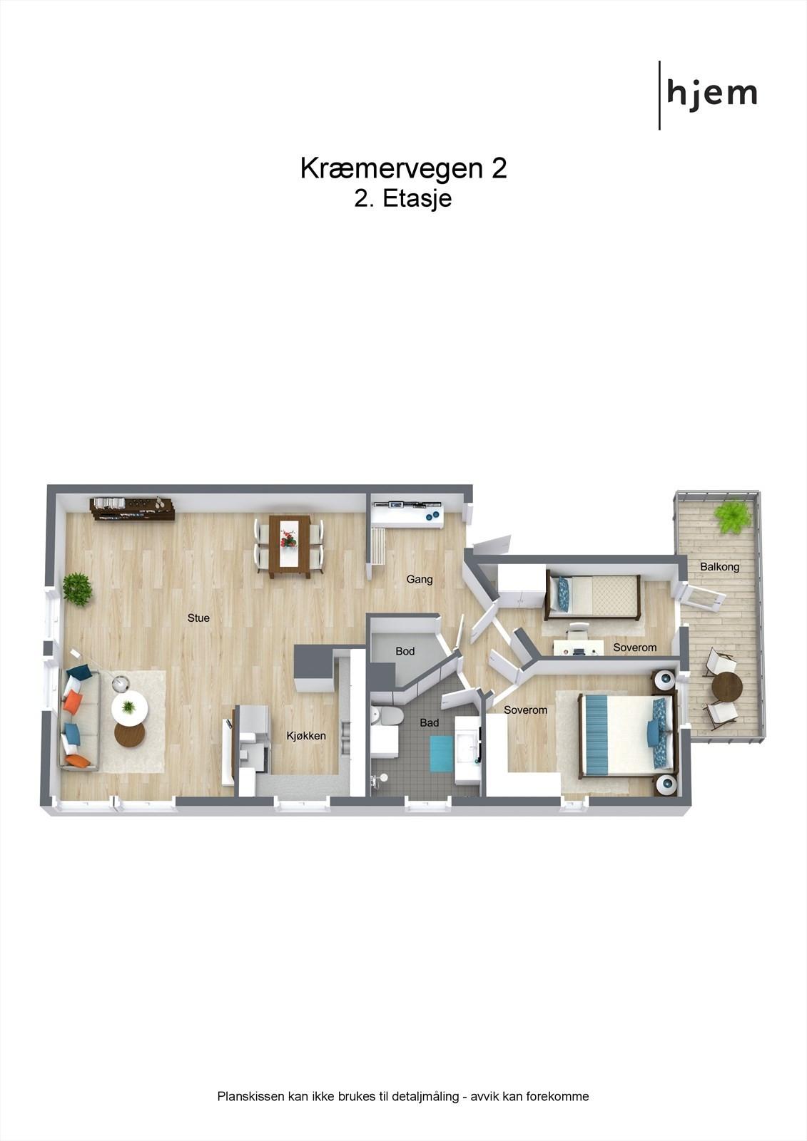 Floorplan letterhead - Kræmervegen 2 - 2. Etasje - 3D Floor Plan.jpg