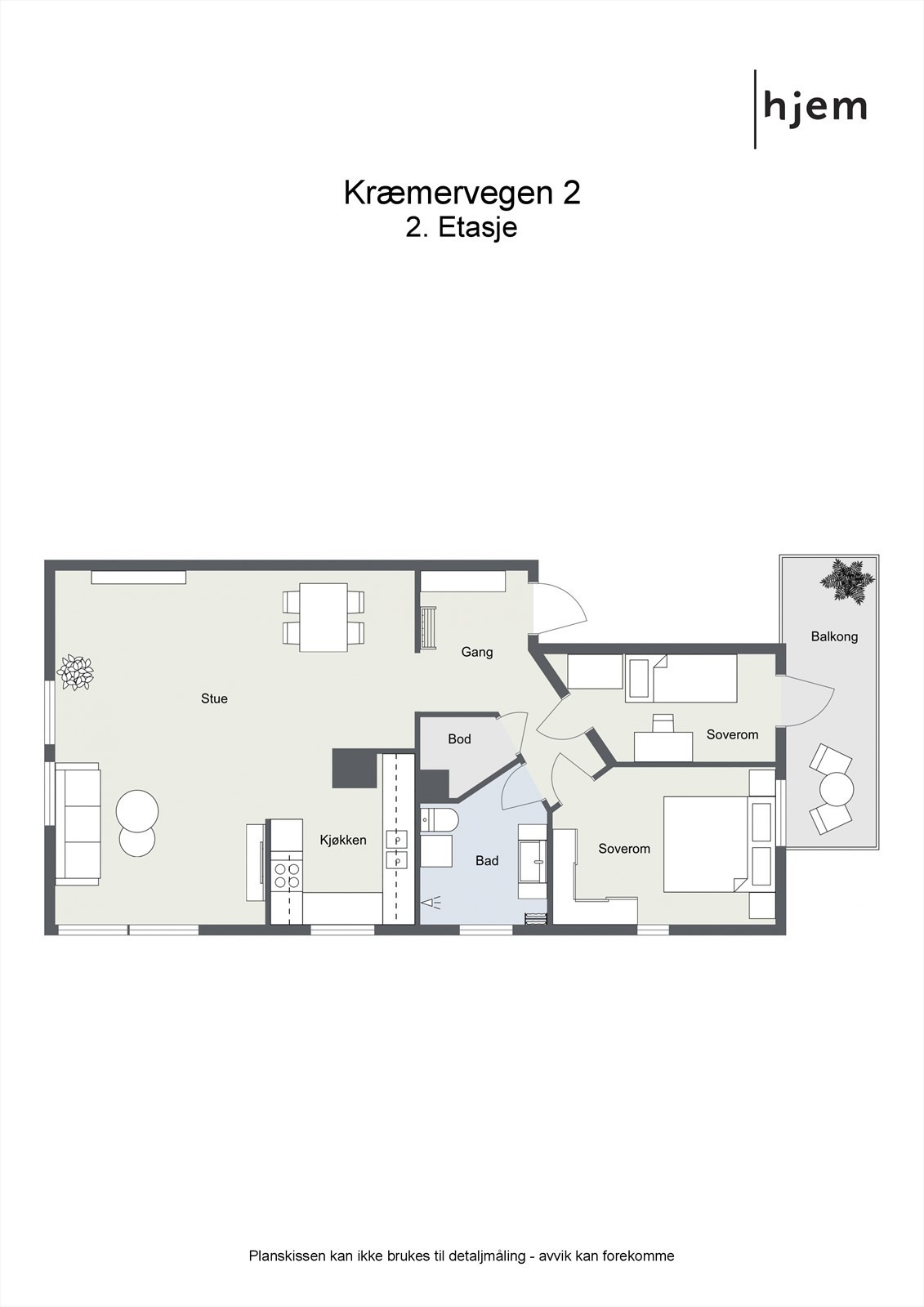 Floorplan letterhead - Kræmervegen 2 - 2. Etasje - 2D Floor Plan.jpg