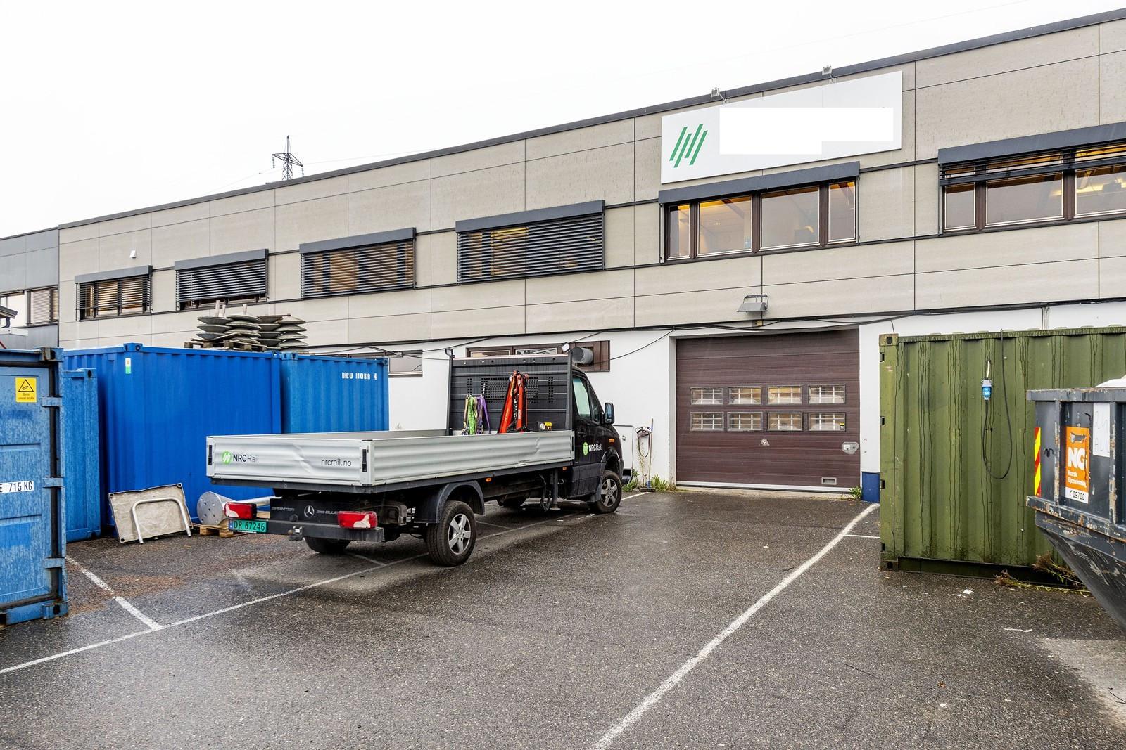 Kjøreport til varelevering / Lager